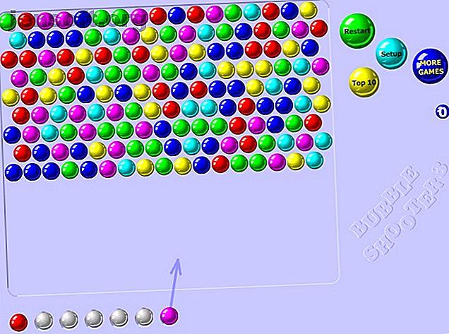 Si vous avez quelques minutes à tuer à la maison ou au travail, jouez à l'un de ces jeux de tir à bulles en ligne.