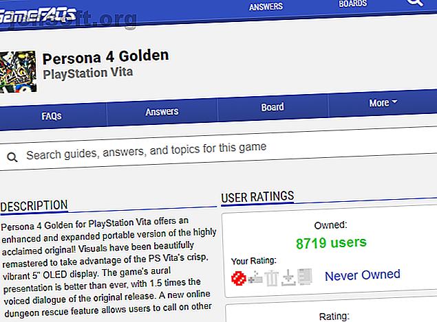 Êtes-vous coincé dans un jeu et avez-vous besoin d'une procédure pas à pas pour vous aider?  Découvrez ces meilleurs sites pour les guides de jeux vidéo.