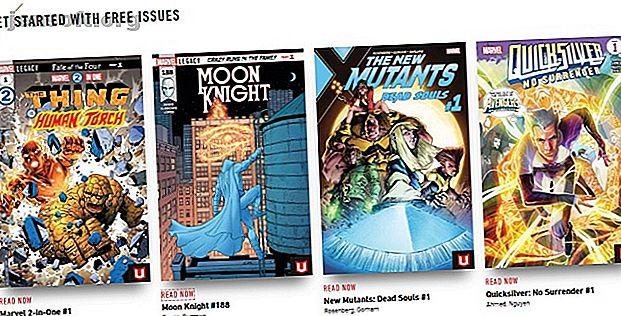 Les bandes dessinées ne sont pas bon marché à acheter.  Cependant, vous pouvez économiser de l'argent en utilisant ces sites pour lire des bandes dessinées en ligne gratuitement.