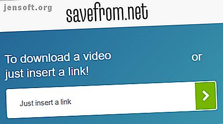 Télécharger des vidéos sur Internet est étonnamment facile.  Voici des moyens gratuits pour télécharger une vidéo sur Internet.