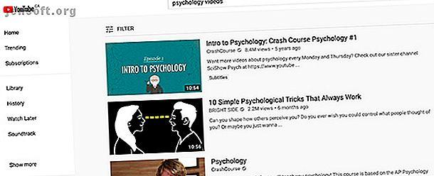Voici comment créer une liste de lecture YouTube en mettant en favori le contenu créé par d'autres utilisateurs.