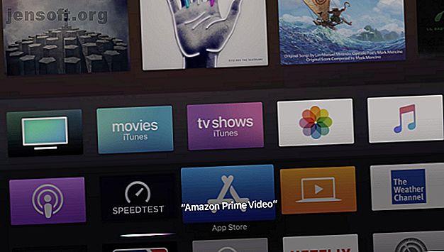 Amazon Prime Video podría ser mejor que Netflix.  En este artículo, explicamos cómo ver Amazon Prime Video en Apple TV.
