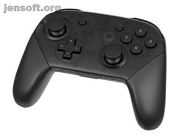 Voici tout ce que vous devez savoir sur l'utilisation d'un contrôleur Nintendo Switch Pro sur PC et Android.