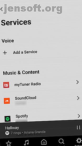 Vuoi riprodurre la tua musica preferita tramite l'altoparlante Sonos?  Ecco alcuni modi per trasmettere in streaming i tuoi brani migliori su un Sonos.