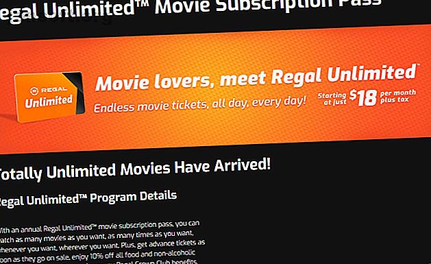 Voici nos recommandations pour les meilleures alternatives MoviePass auxquelles les cinéphiles peuvent s'abonner aujourd'hui.