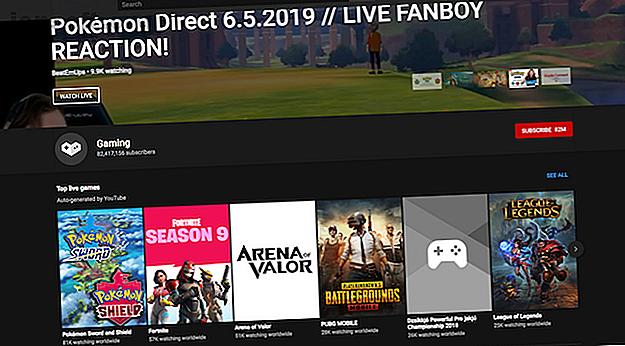 YouTube गेमिंग अधिक नहीं है, इसलिए यहां शून्य को भरने के लिए सबसे अच्छा YouTube गेमिंग विकल्प हैं।