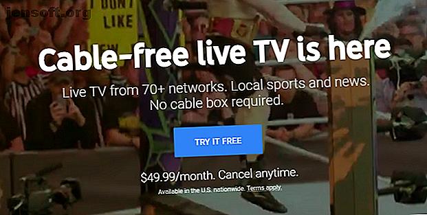 Ci sono molti servizi di streaming TV in diretta tra cui scegliere.  Ecco i migliori servizi di streaming TV in diretta per tronchesi.