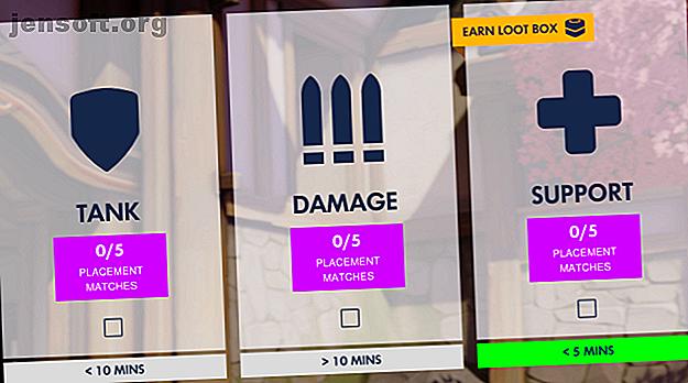 Si vous débutez dans Overwatch, voici une introduction au mode compétitif et au fonctionnement du classement Overwatch.