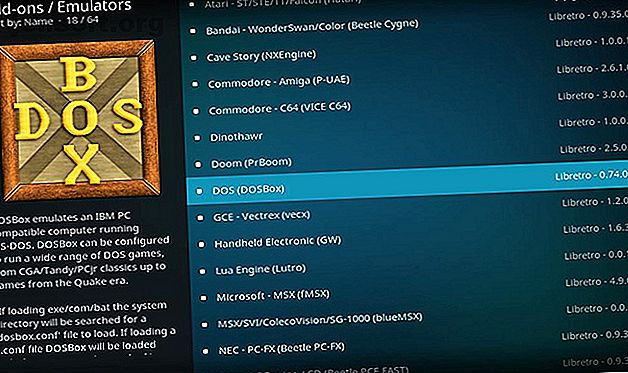 Hai mai desiderato giocare a giochi retrò su Kodi?  Ecco come giocare a Kodi usando Retroplayer.