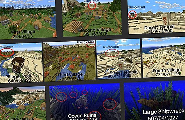 Minecraft की दुनिया का पता लगाना चाहते हैं, लेकिन यह नहीं जानते कि कहां से शुरू करें?  यहाँ सबसे अच्छा Minecraft बीज का पता लगाने के लिए कर रहे हैं।