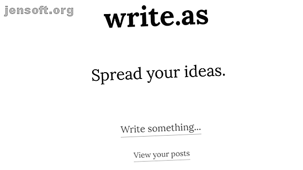 La journalisation est une habitude quotidienne saine que vous devriez essayer.  Ces cinq outils de journalisation devraient vous aider à démarrer avec un robinet.
