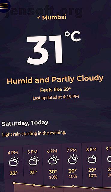 Le mauvais temps peut ruiner les plans.  Alors, voici quelques façons de connaître la météo et de s'amuser avec elle.