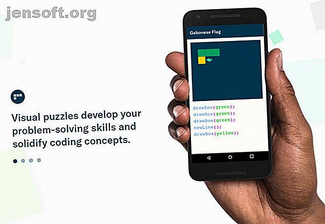Vous voulez apprendre le codage de base mais vous avez peu de temps?  Ces applications de codage miniatures ne prendront que quelques minutes de votre journée bien remplie.