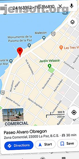 Apprenez à insérer une épingle dans Google Maps et à enregistrer les lieux fréquemment visités sur Android, iOS et Web.