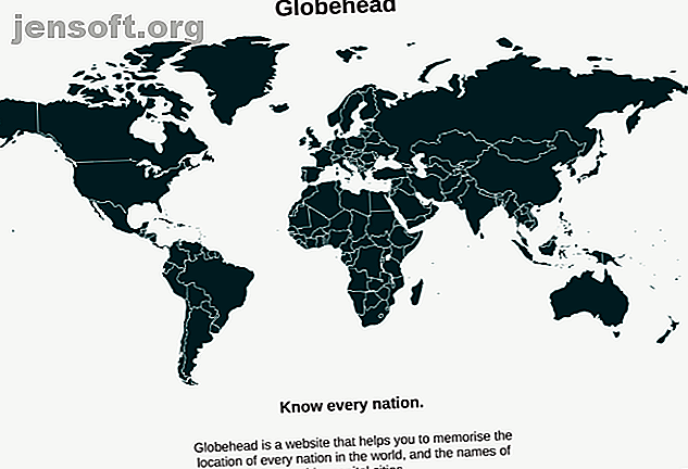 Que savez-vous de la Terre sur laquelle vous vivez?  Testez votre géographie avec ces jeux-questionnaires et applications en ligne fantastiques.