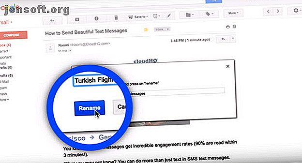 Êtes-vous satisfait des fonctionnalités standard de Gmail?  Ou cherchez-vous plus de solutions?  Voici quelques applications Gmail pour vous.