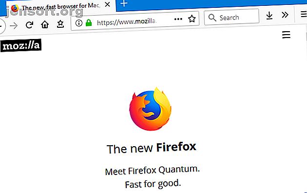 Firefox a différentes versions du même navigateur.  Voyons ce que les cinq suppléants offrent et comment vous pouvez les utiliser.
