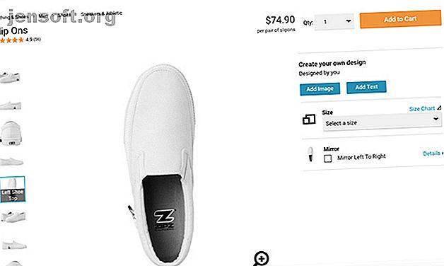 Comment pouvez-vous concevoir vos propres baskets puis les acheter?  Voici les meilleurs endroits pour concevoir vos propres chaussures en ligne.