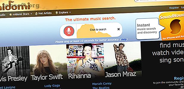 Il est possible de rechercher des chansons et de la musique en fredonnant ou en répétant des fragments de paroles avec cette liste d'applications de recherche de musique.