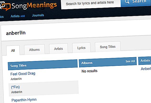 Vous vous demandez comment trouver le sens d'une chanson?  Voici les meilleurs sites de paroles de paroles où vous pouvez en apprendre davantage.