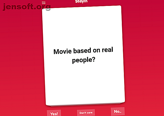 Bist du bereit, dich zurückzulehnen und einen Film zu genießen?  Verschwenden Sie keine Zeit damit, herauszufinden, was Sie sehen müssen.  Verwenden Sie diese Apps, um schnell einen guten Film zu finden.
