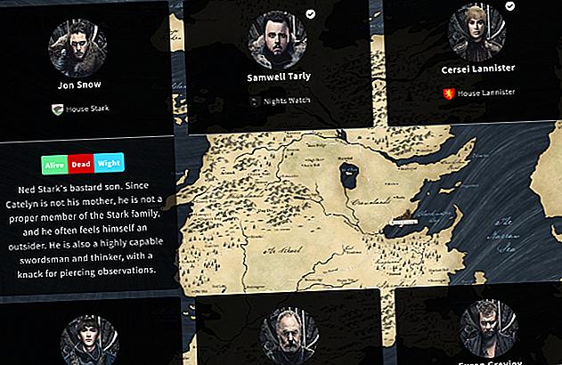 Game of Thrones a commencé à être diffusé.  Qui vivra et qui mourra?  Si vous êtes un fan de GoT, essayez ces applications de prédiction pour vous amuser.