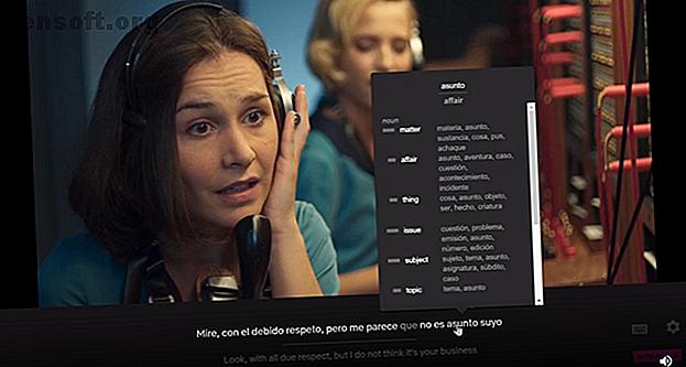 Apprendre une langue étrangère avec Netflix est l'un des moyens amusants de maîtriser une nouvelle langue.  Essayez ces extensions Chrome vous-même.