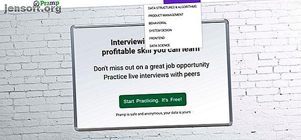 Pas très bon lors des interviews?  Utilisez ces sites de simulation d'entrevue pour affronter vos enquêteurs d'emploi avec confiance.