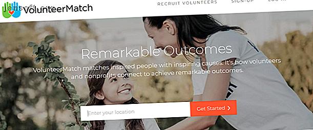 Freiwilligenangebote waren noch nie einfacher zu finden.  Schauen Sie sich diese besten Websites an, um Freiwilligenarbeit zu finden und mitzuhelfen.