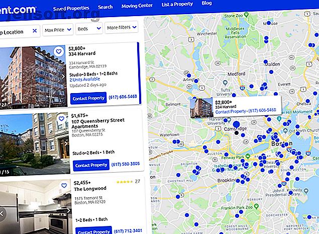 Vous recherchez la maison idéale à louer dans une ville surpeuplée?  Ne cherchez pas plus loin que ces puissants sites de recherche d'appartements.