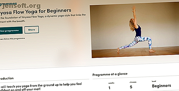 Beginnen Sie Ihr Training und tauchen Sie ein in den Geist des Internationalen Yoga-Tages mit diesen Apps und Websites für Yoga-Anfänger.