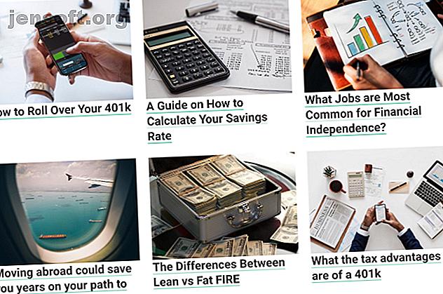 Voulez-vous prendre votre retraite avant d'avoir atteint vos 60 ans?  Voici les outils dont vous avez besoin pour être financièrement indépendant et épanoui.