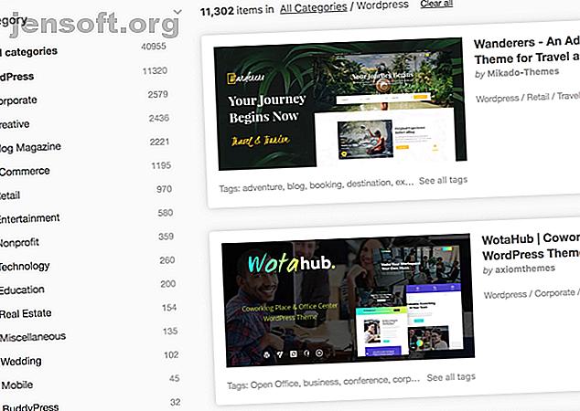 WordPress et Squarespace sont les deux plus grands noms de la construction de sites Web.  Voici ce que vous devez savoir pour choisir entre les deux.