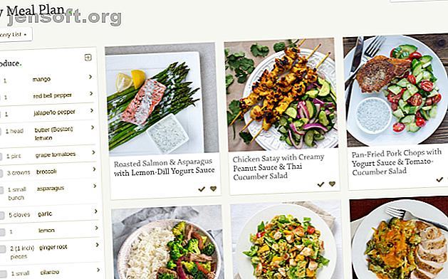 Les outils de planification des repas sont importants si vous êtes occupé ou souhaitez manger sainement.  Essayez ces applications de planification de repas pour organiser votre cuisine.