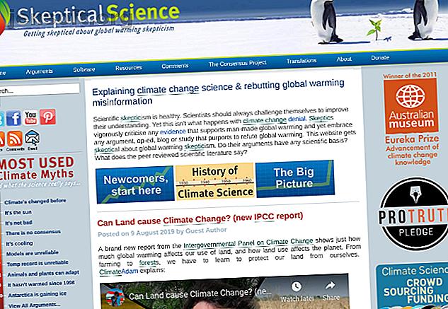 Prévenir le réchauffement climatique est le besoin du moment.  Ces applications et sites Web vous diront comment vous pouvez faire une différence.