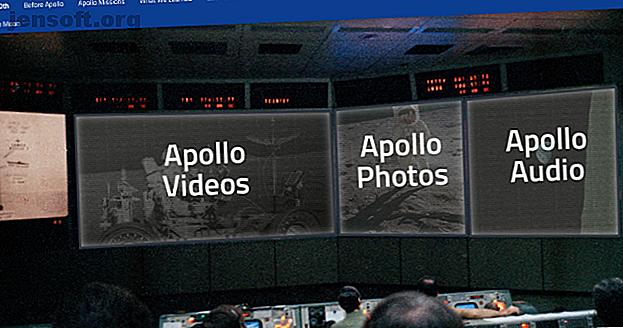 L'humanité a atterri sur la lune il y a 50 ans.  Soulagez ce moment historique grâce à ces sites Web sympas si vous êtes un féru d'espace.