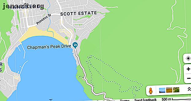 Google Maps und Google Earth können automatisch Entfernung und Fläche für Sie messen.  Erfahren Sie in dieser Schritt-für-Schritt-Anleitung, wie es geht.