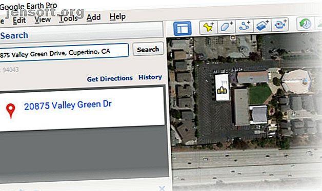 Google Earth puede llevarlo desde una vista satelital de su propia casa hasta sobrevolar cualquier parte del mundo.