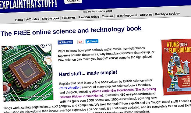 Hier zijn enkele geweldige sites en apps die wetenschappelijke concepten in eenvoudige, gemakkelijk te begrijpen termen uitleggen.