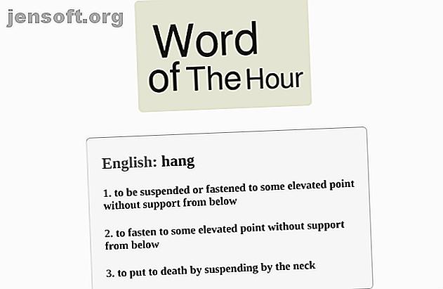 Apprenez de nouveaux mots et améliorez vos compétences en communication.  Ces applications de dictionnaire et de vocabulaire sont des incontournables pour les anglophones