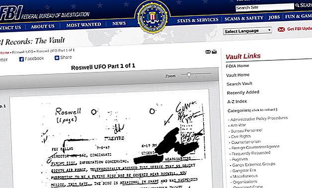 Willst du auf die Wahrheit kommen?  Bei freigegebenen Dokumenten und nicht redigierten Dateien sollten Sie diese Websites überprüfen.