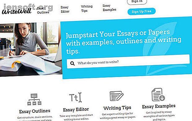 Εάν είστε συγγραφέας ή θέλετε να αρχίσετε να γράφετε, δοκιμάστε αυτές τις πέντε εφαρμογές για να δείτε αν μπορείτε να νικήσετε την αναβλητικότητα και το μπλοκ του συγγραφέα.