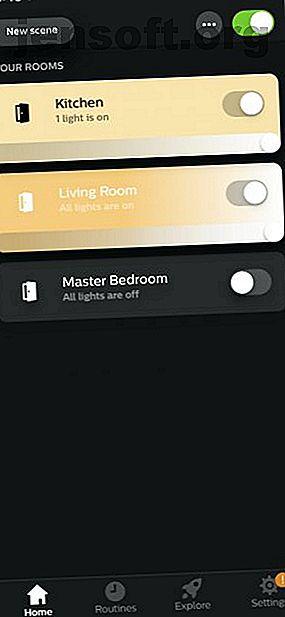 Vous recherchez les meilleures applications Philips Hue à utiliser avec vos lampes intelligentes?  Voici plusieurs excellentes applications pour iPhone et Android.