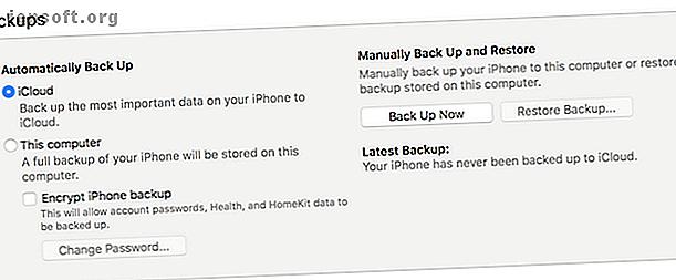 Besoin de synchroniser vos contacts iPhone sur votre Mac?  Cela vous permet de les garder sauvegardées et accessibles sur n'importe quel appareil.