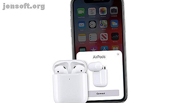 Vous vous demandez comment connecter des AirPod à un iPhone, un Mac, un PC ou un Android?  Voici comment coupler des AirPod avec à peu près n'importe quoi.