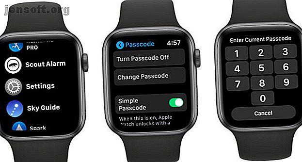 Savez-vous comment verrouiller et déverrouiller votre Apple Watch?  Voici un tutoriel rapide sur cette fonctionnalité de sécurité élémentaire mais essentielle.