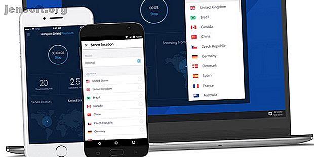 Quel est le meilleur VPN gratuit pour iPhone?  Voici plusieurs applications VPN gratuites pour iPhone qui méritent d'être examinées.