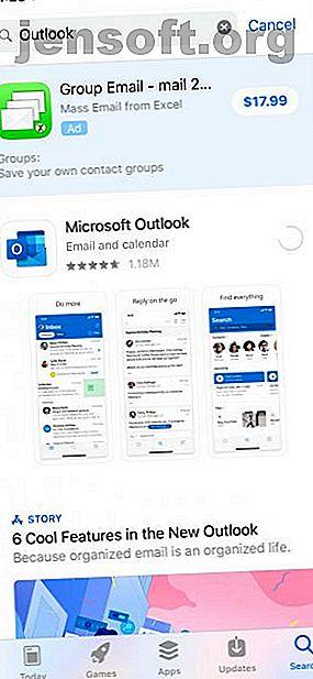 अपने iPhone के साथ अपने आउटलुक कैलेंडर को सिंक करने की आवश्यकता है?  यहां बताया गया है कि आईफोन के लिए आउटलुक ऐप का उपयोग करना शामिल है।
