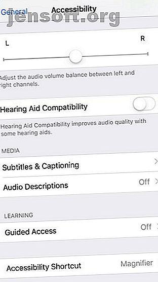 IPhone और iPad पर गाइडेड एक्सेस की मदद से आप अपने डिवाइस को एक ऐप तक सीमित कर सकते हैं और ध्यान भंग कर सकते हैं।