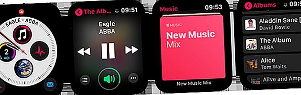 अपने Apple वॉच पर कुछ संगीत सुनना चाहते हैं?  अपने पहनने योग्य के लिए ये शीर्ष संगीत स्ट्रीमिंग पिक्स देखें।